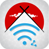 Japan Connect free WiFi Advice icon
