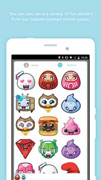 Inmoji ICE apk screenshot