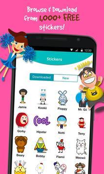 sticki.me apk screenshot