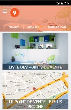 Eco'lav Tunisie poster