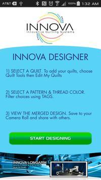 Innova Designer poster