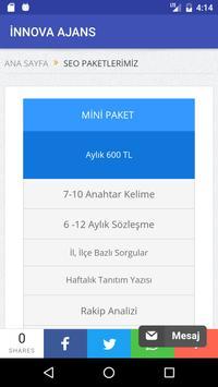 İnnova Digital Ajans apk screenshot