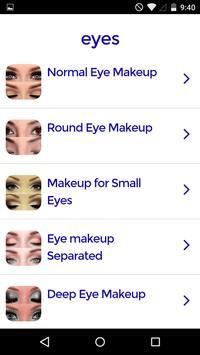 Eyes Makeup poster