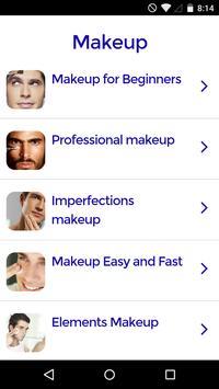 Makeup for Men poster