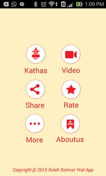 Solah Somvar Vrat Katha apk screenshot