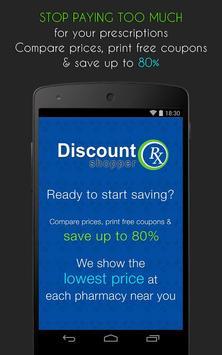 Rx Discount Shopper poster