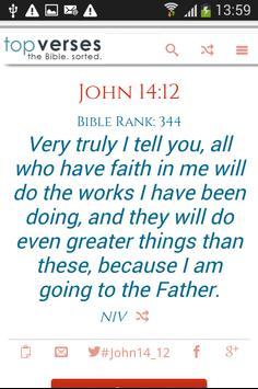 New King James Holy Bible apk screenshot