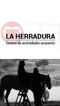 LA HERRADURA poster