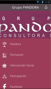 Grupo PANDORA apk screenshot