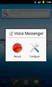 Voice Messenger poster