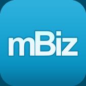 mBiz - 이노더스 모바일 명함관리 어플리케이션 icon