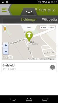 Pilzführer Lite Nature Lexicon apk screenshot