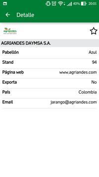 Expo Agrofuturo 2015 apk screenshot