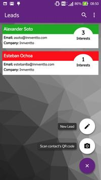 Eventtia Leads apk screenshot