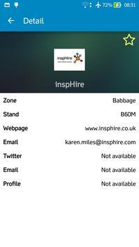 Hire Convention 2015 apk screenshot