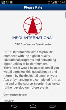 INSOL International apk screenshot