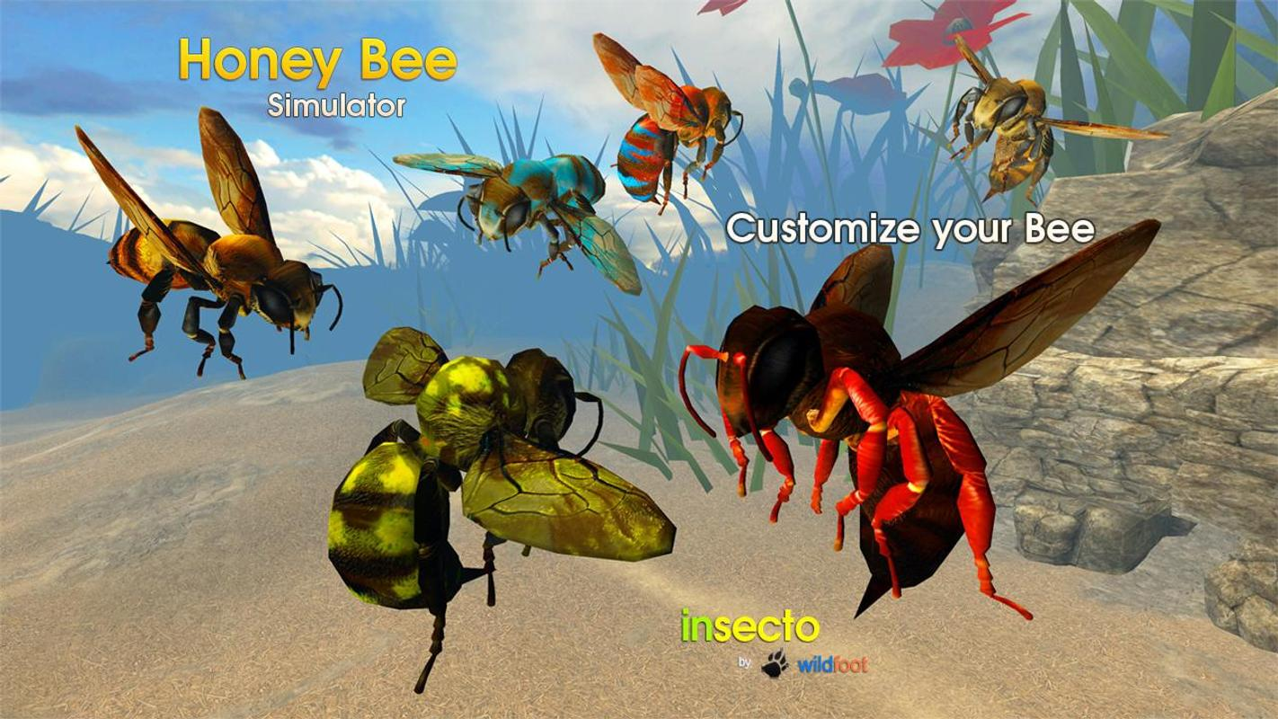 Play Bee Honey, a free online game on Kongregate