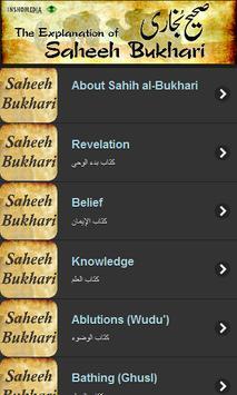 Hadit Shahih Bukhari (English) poster