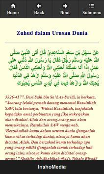 Hadits Fiqih Shohih Ibnu Majah apk screenshot