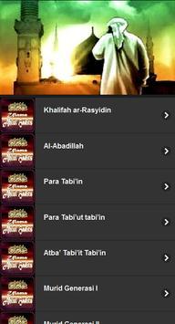 Biografi 120 Tokoh Ahli Hadis apk screenshot
