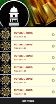 Futuhul Goib ( Fathul Goib ) apk screenshot