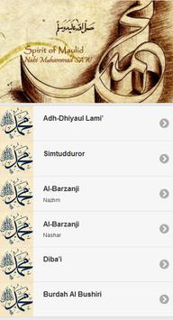 Kitab Maulid apk screenshot