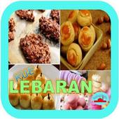 KUE LEBARAN (100++ Resep) icon