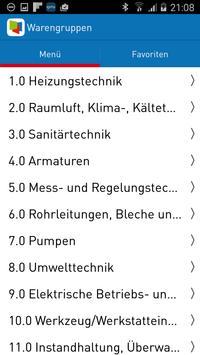 BTGA Lieferantenverzeichnis apk screenshot