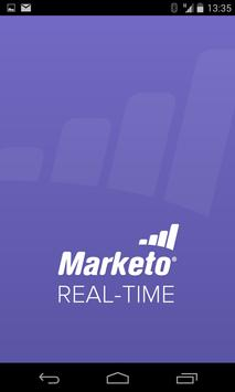 Marketo Real-Time poster