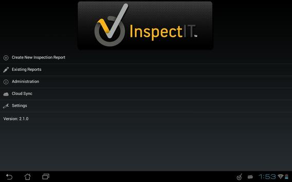 InspectIT apk screenshot
