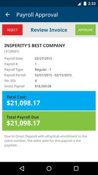 Insperity Mobile apk screenshot