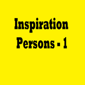 Inspiration Persons icon