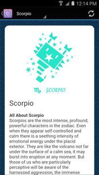 Fun Facts About Zodiac Signs apk screenshot