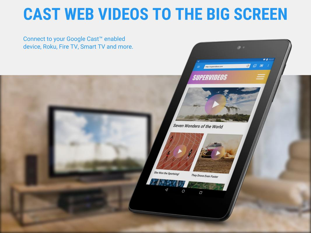 Tv Browser App
