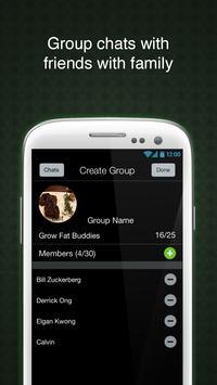 RightHere Messenger apk screenshot