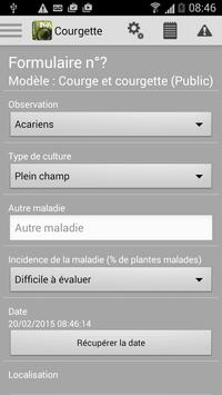 DiagnoPlant Courgette apk screenshot