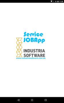 Service JOBApp poster