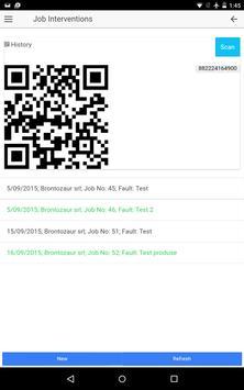 Service JOBApp apk screenshot
