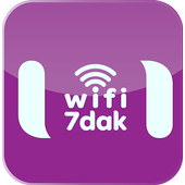 WiFi  7dak – inwi icon