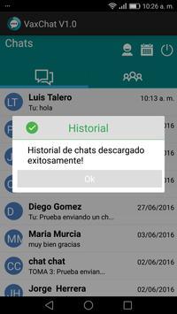 VaxChat apk screenshot