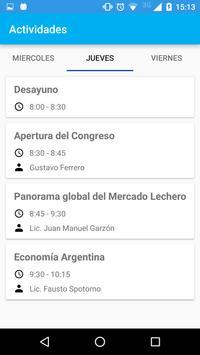 Congreso PDT 2016 apk screenshot