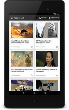 Bisnis Indonesia apk screenshot