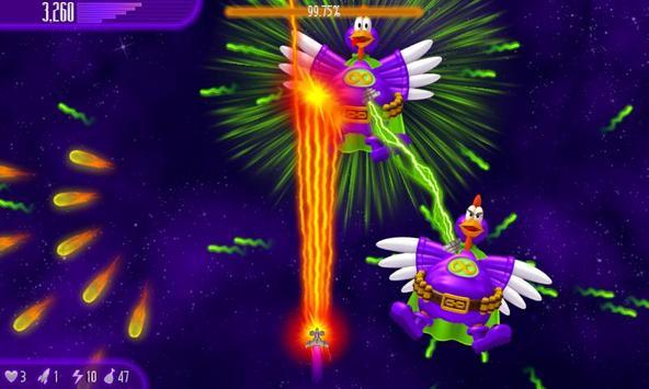 Chicken Invaders 4 الملصق