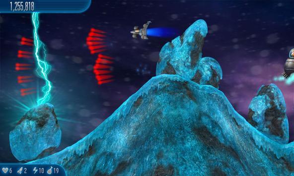 Chicken Invaders 5 apk تصوير الشاشة