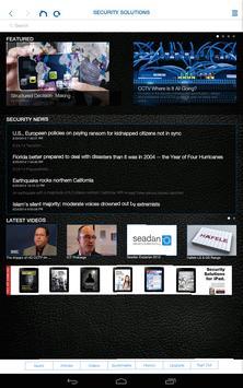 Security Solutions Magazine LT apk screenshot