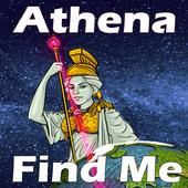 Athena Find Me icon