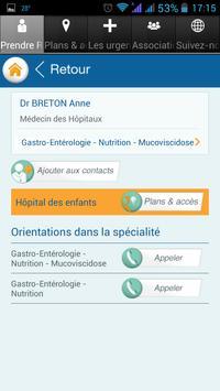 CHU de Toulouse apk screenshot
