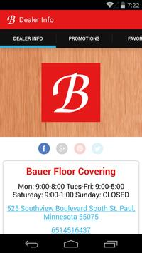 Bauer Floor Covering, Inc. poster