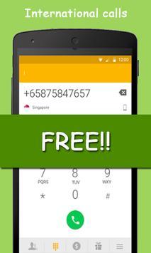 Free Libon Cheap Calling Tips poster