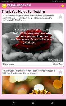 Thank You Messages apk screenshot